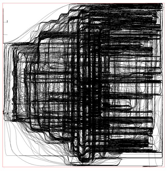 Карта связей Microsoft Dynamics NAV (Navision)